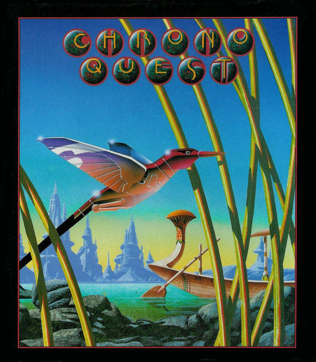 Chrono Quest (Amiga & Atari ST US & EUR)