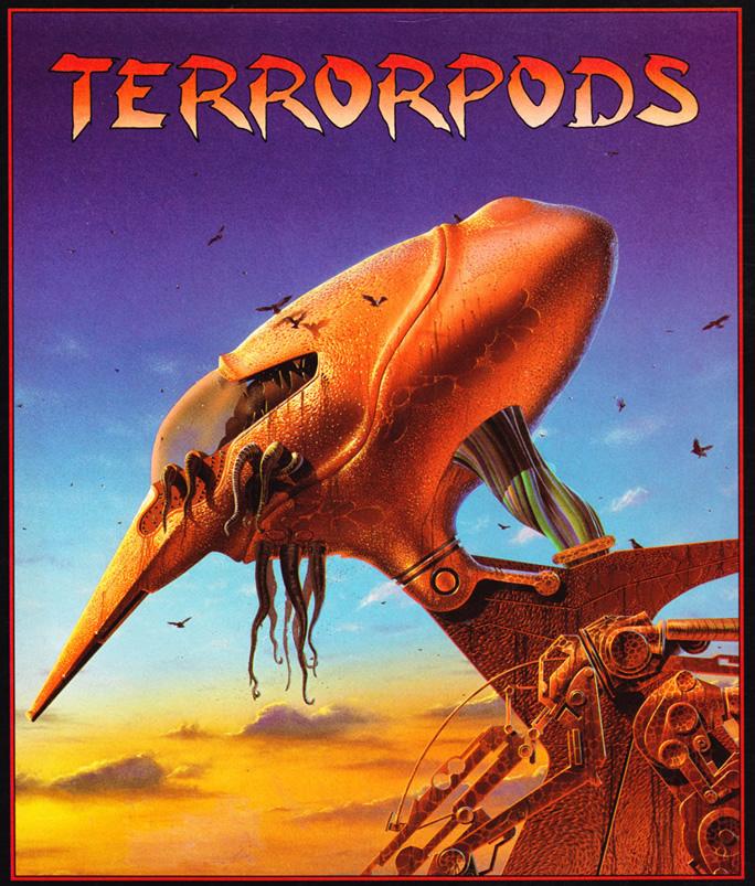 Terrorpods MULTI US & EUR)