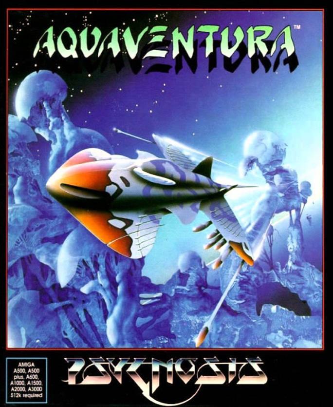 Aquaventura (Amiga US & EUR)