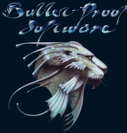 Identité visuelle de Bullet-proof Software
