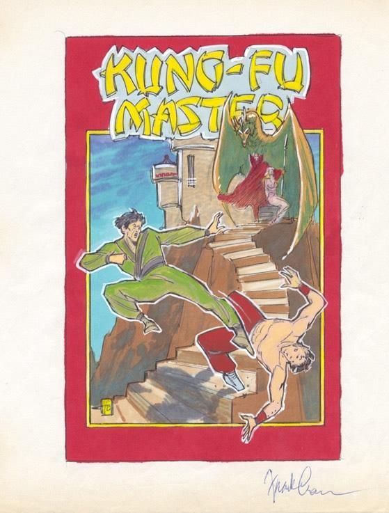 Kung-fu Master