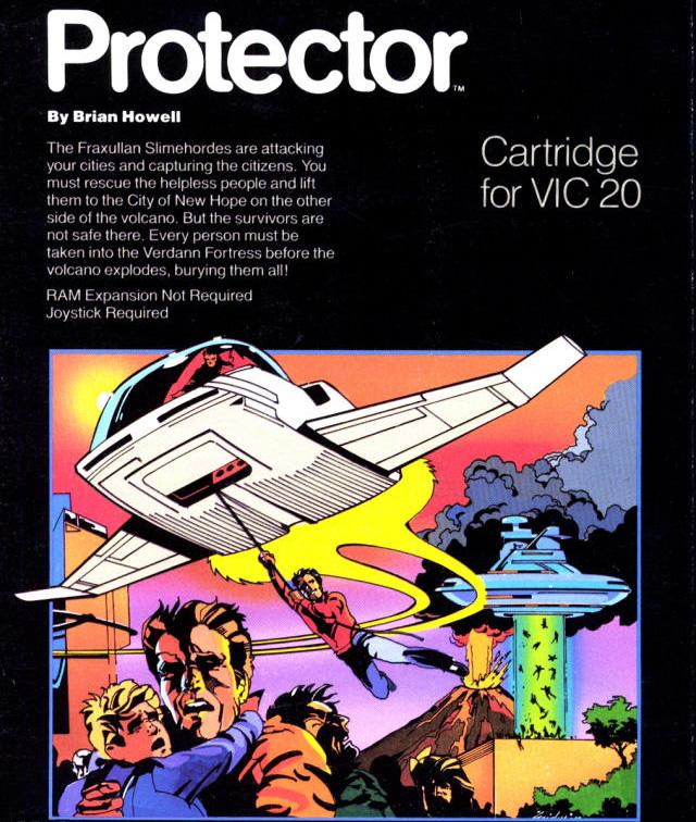 Protector (VIC 20 US)