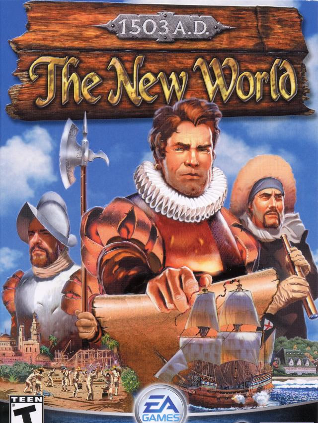 1503 A.D. The New World (PC US)