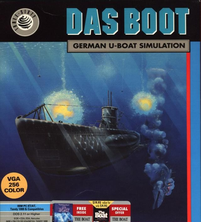 Das Boot (Amiga & PC US)