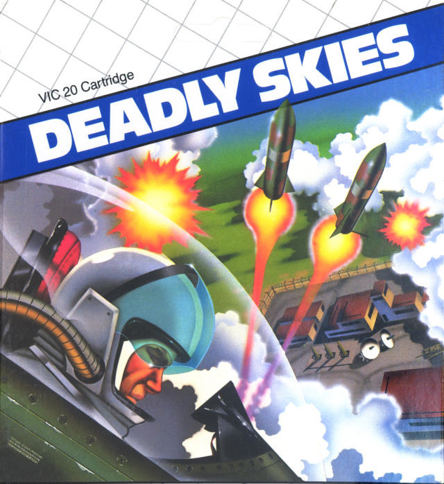 Deadly Skies (VIC-20 US)