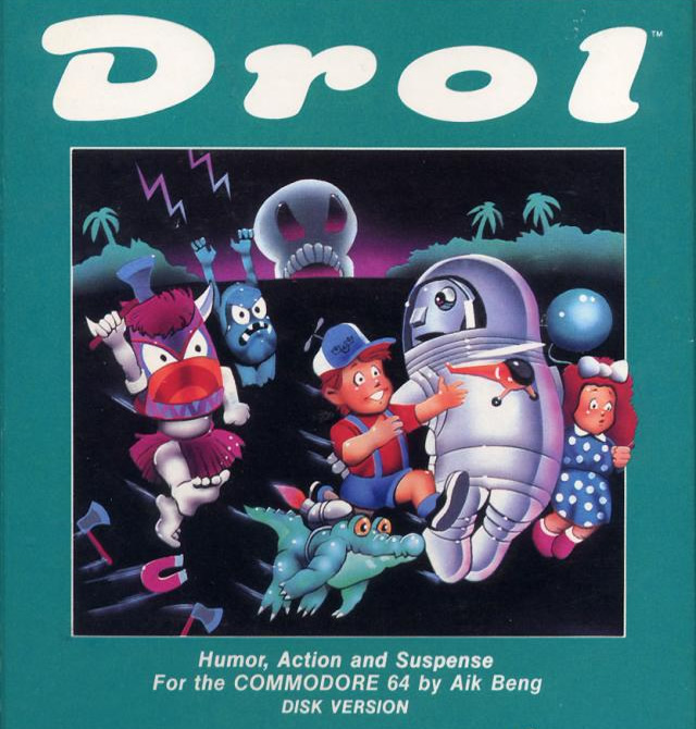 Drol (VIC-20 US)