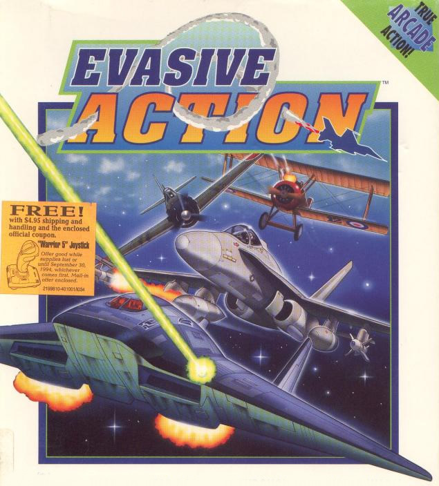 Evasive Action (PC US)