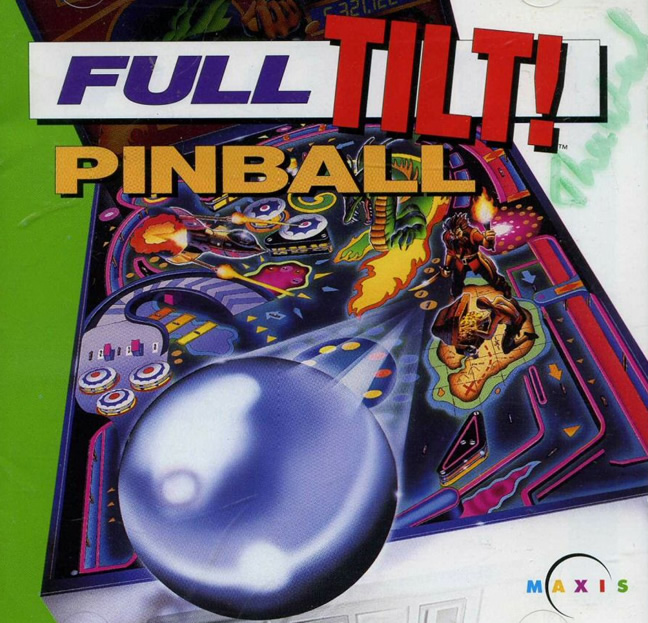 Full Tilt ! Pinball (PC US)