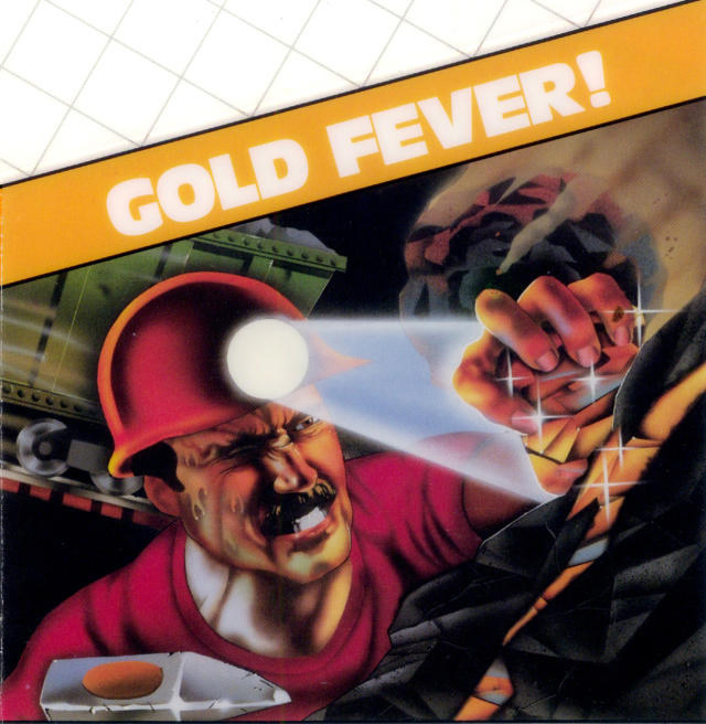 Gold Fever (VIC-20 US)