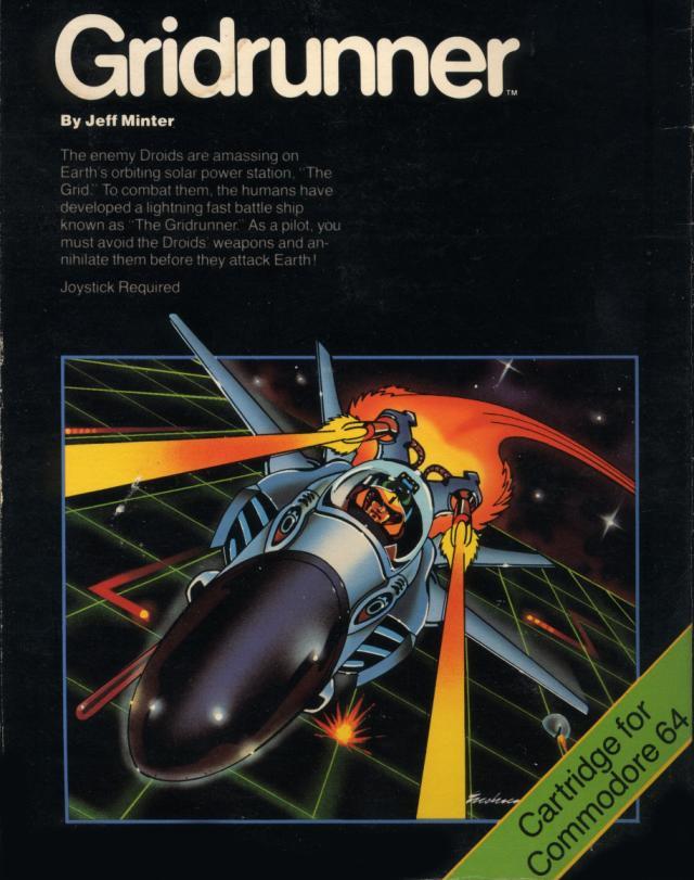 GridRunner (VIC-20 & C64 US)