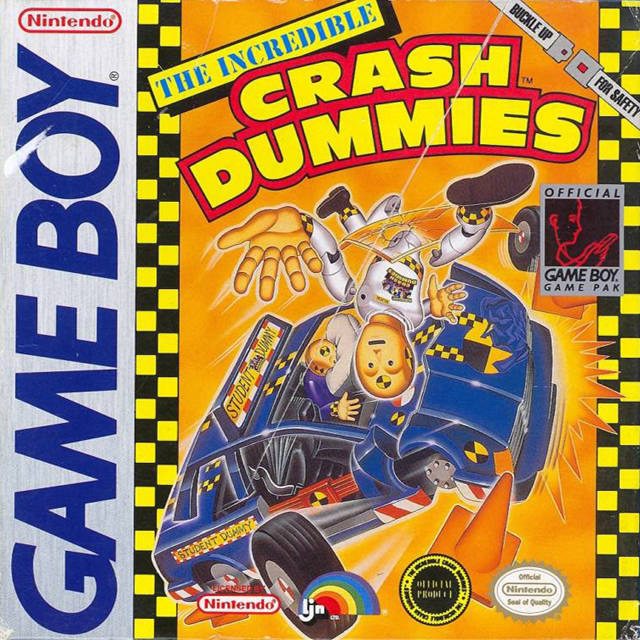 Incredible Crash Dummies (GB US)
