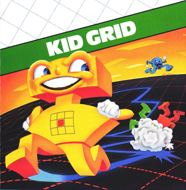 Kid Grid (VIC-20 US)
