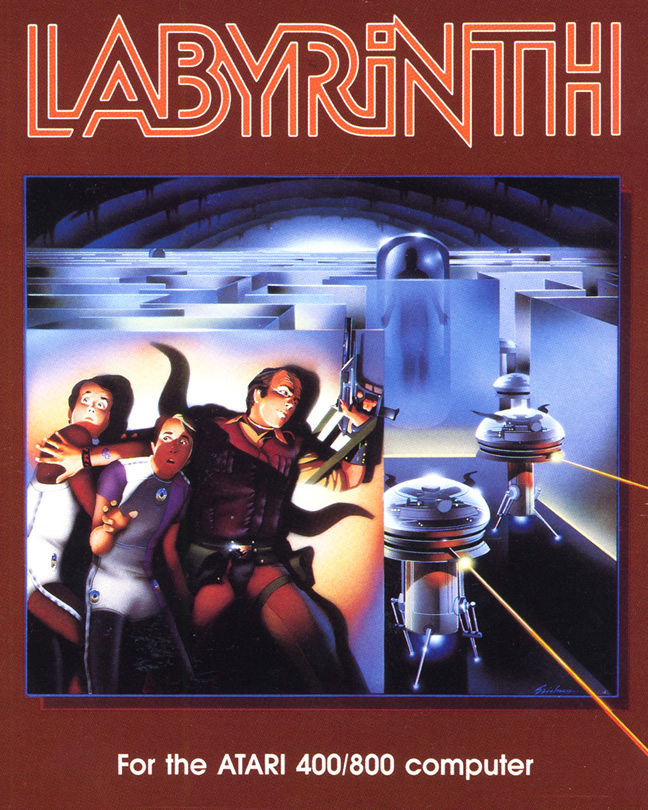 Labyrinth (VIC-20 US)
