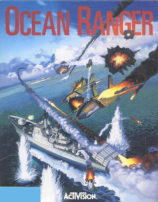 Ocean Ranger (C64 & PC US)