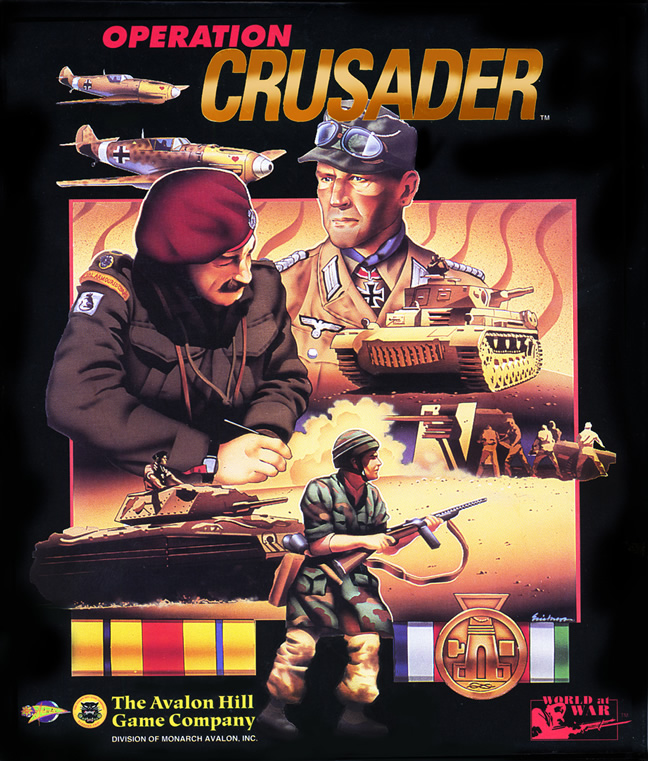 Operation Crusader (PC US)