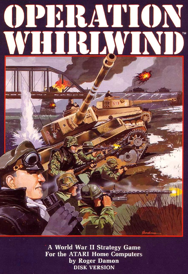 Operation Whirlwind (VIC-20 US)