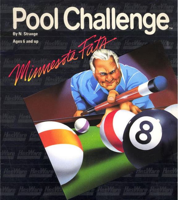 Pool Challenge (VIC-20 US)