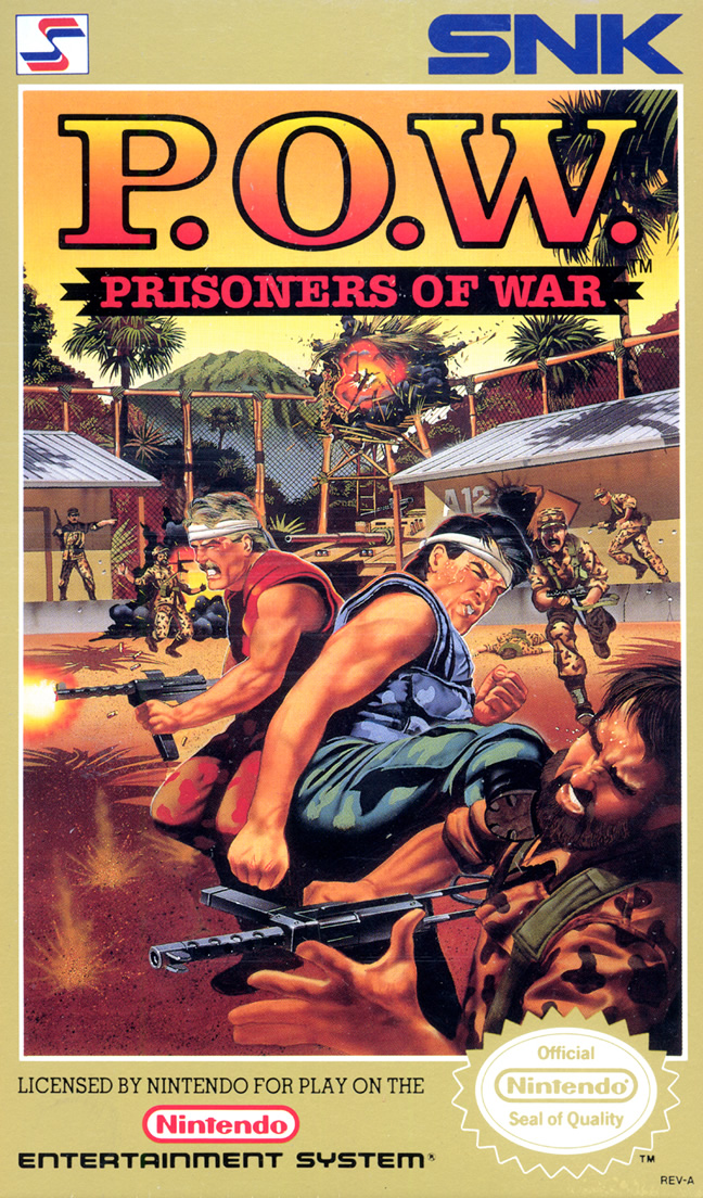 Prisoners of War (Nes US)
