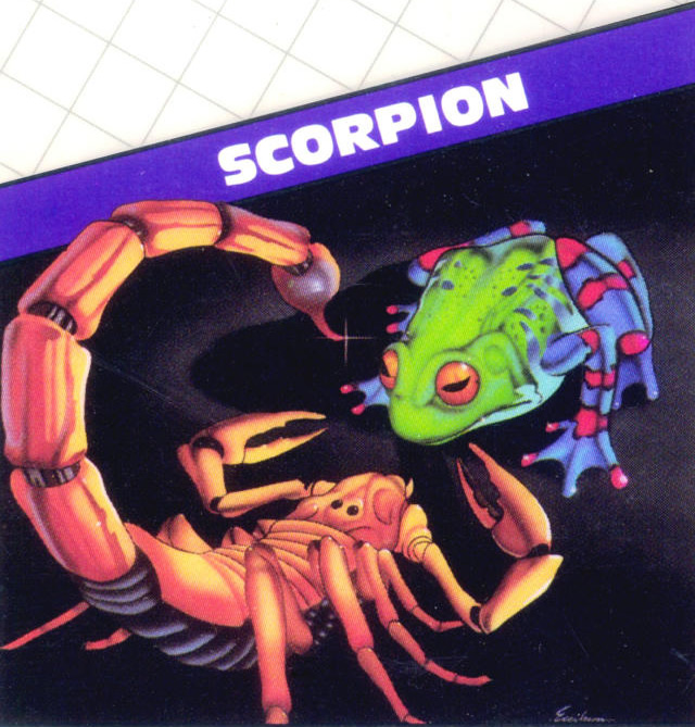 Scorpion (VIC-20 US)