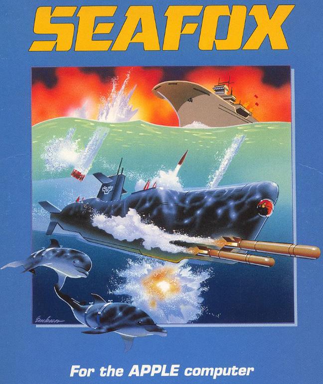 Seafox (C64 US)