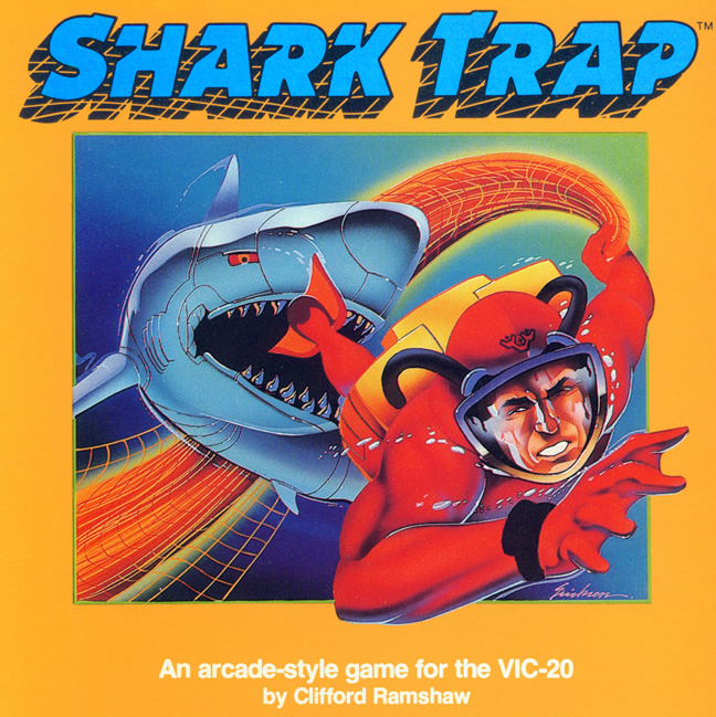 Shark Trap (VIC-20 US)