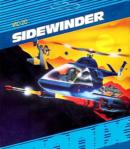 Sidewinder (VIC-20 US)