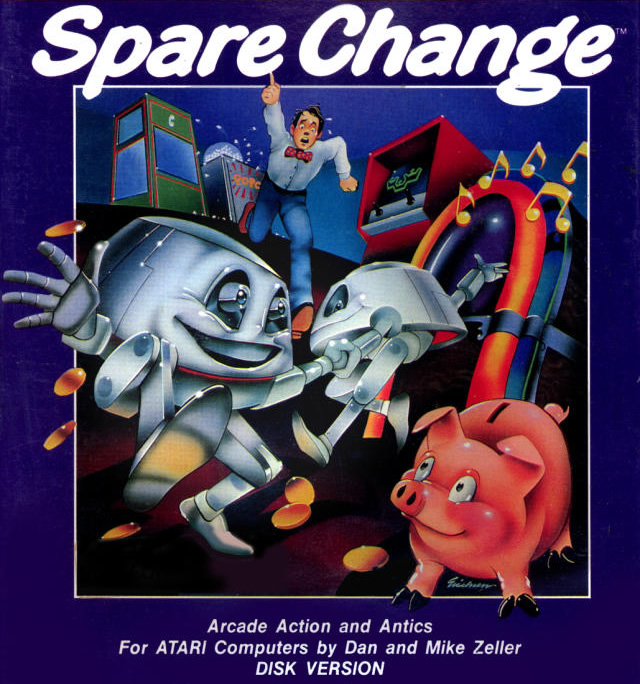 Spare Change (VIC-20 US)