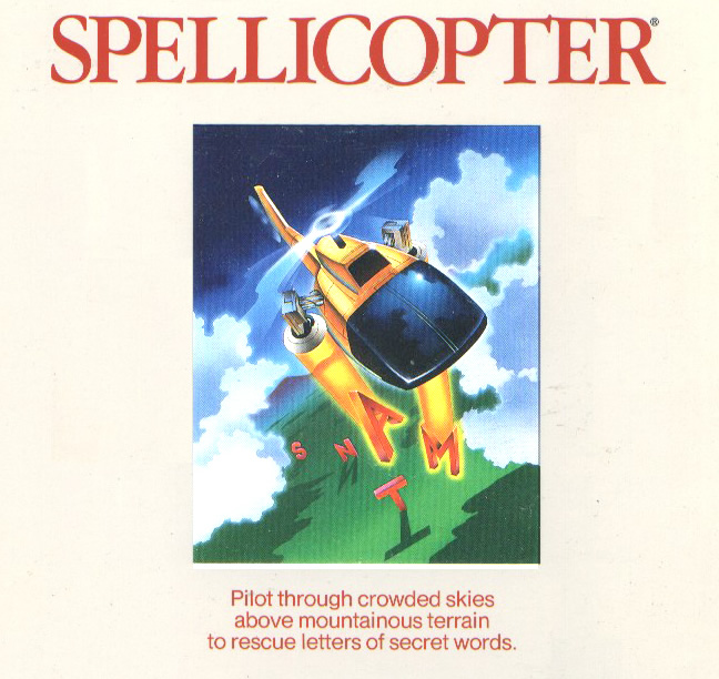 Spellicopter (VIC-20 US)