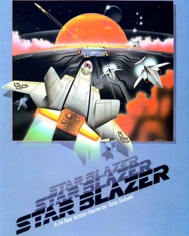 Star Blazer (VIC-20 US)