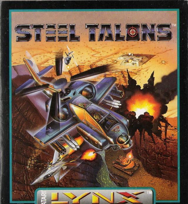 Steel Talons (Lynx US)