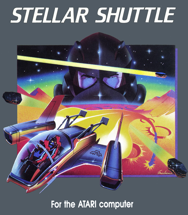 Stellar Shuttle (VIC-20 US)