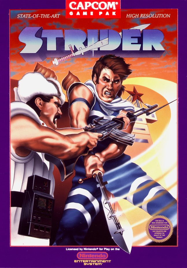 Strider (Nes US)