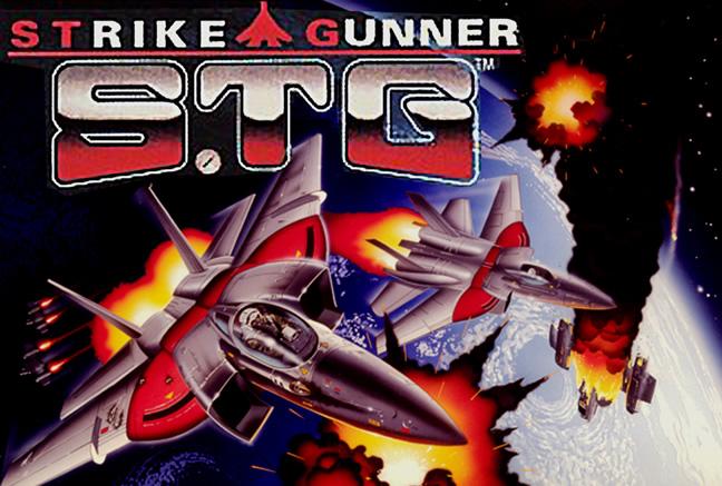 Strike Gunner S.T.G. (Snes US)