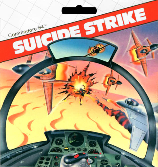 Suicide Strike (VIC-20 US)