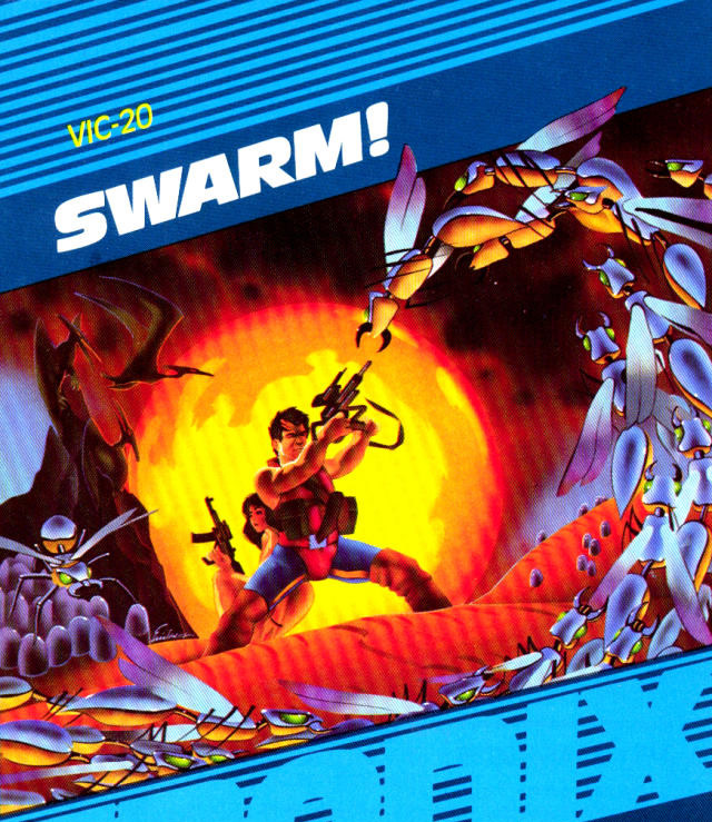 Swarm (VIC-20 US)