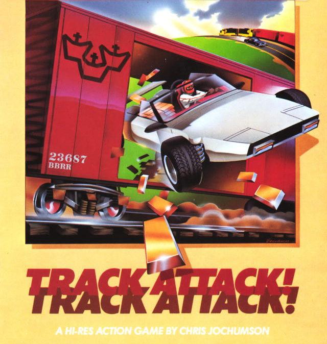 Track Attack (VIC-20 US)