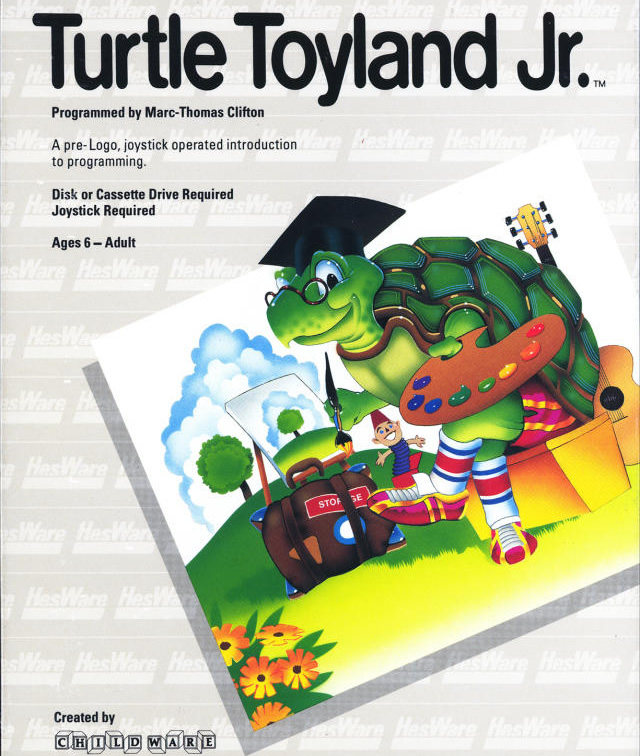 Turtle Toyland Jr. (VIC-20 US)