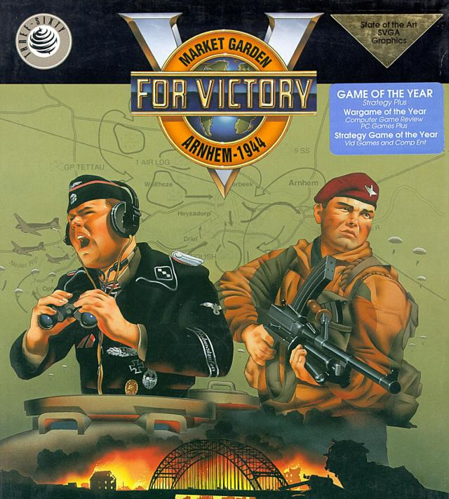 V for Victory Market Garden (PC US)