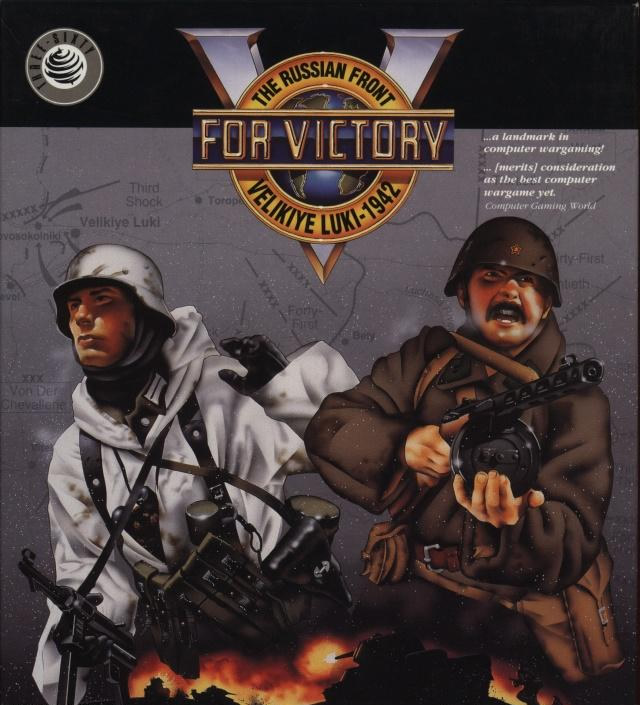 V for Victory Velikiye Luki (PC US)