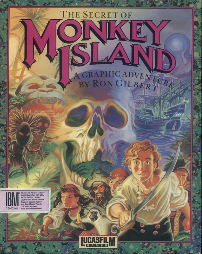 The Secret of Monkey Island (