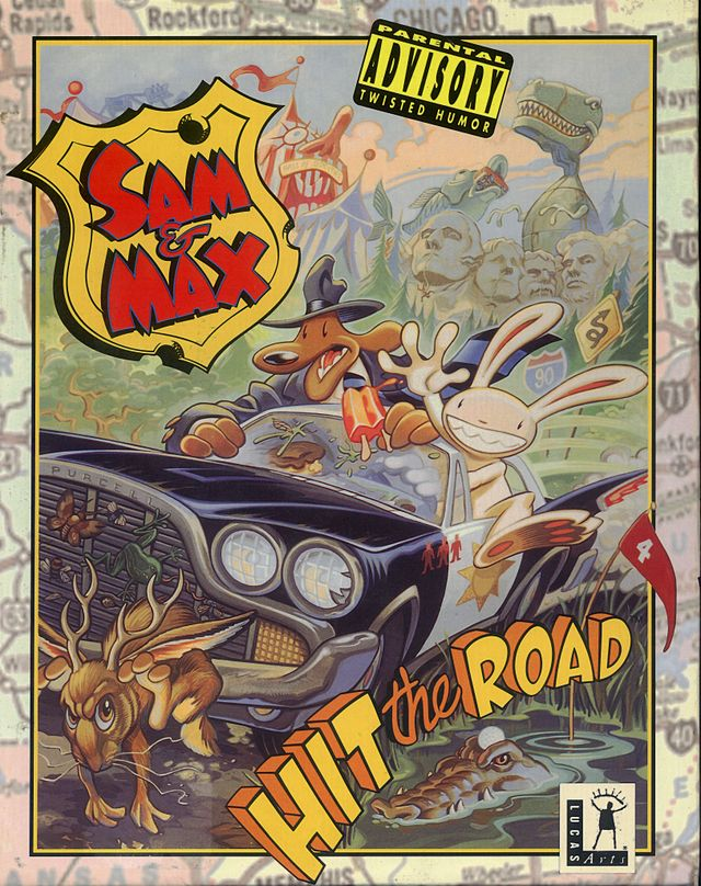 Sam & Max Hit the Road(