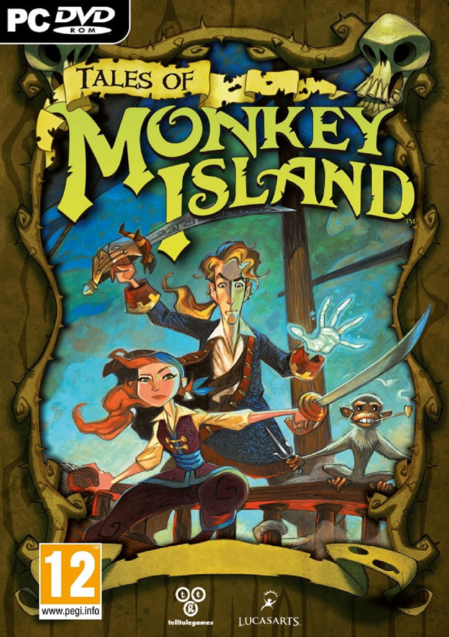 Tales of Monkey Island (PC ALL)