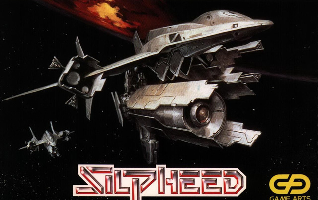 Sylpheed (Mega CD JP & EUR)