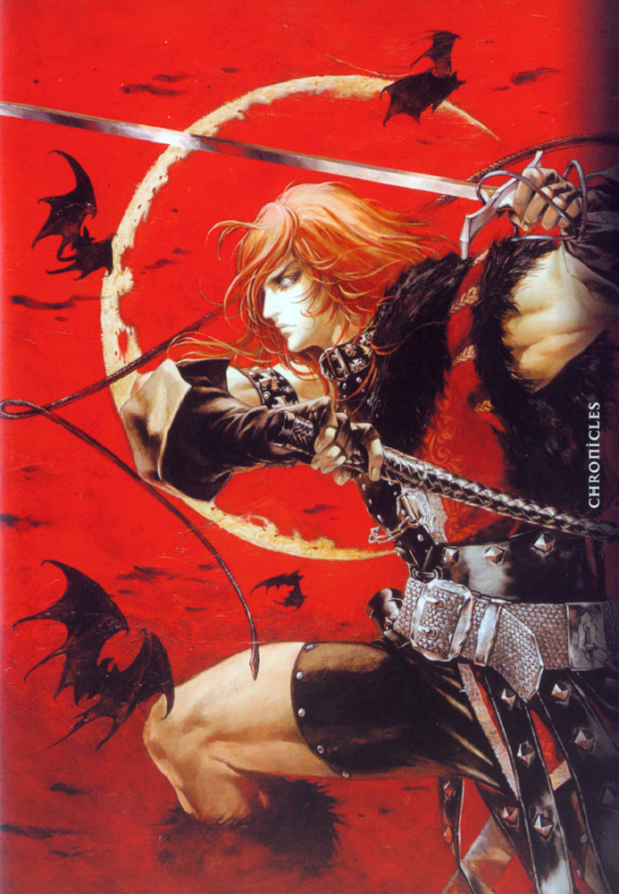 Castlevania Chronicles (PS1 JP & EUR)