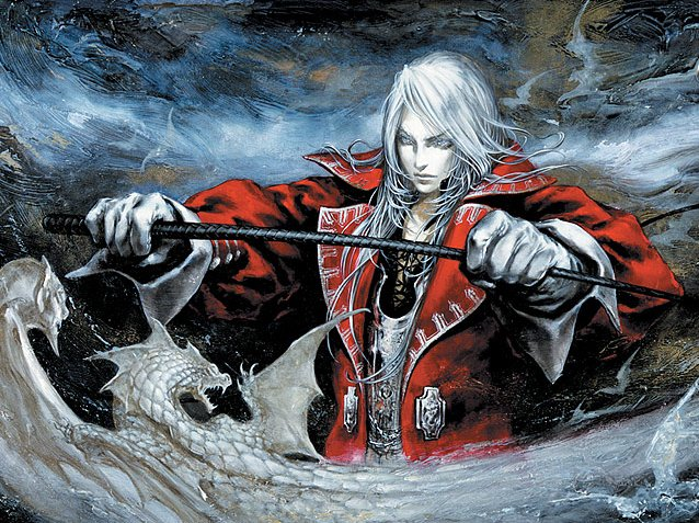Castlevania Harmony of Dissonance (GBA ALL)