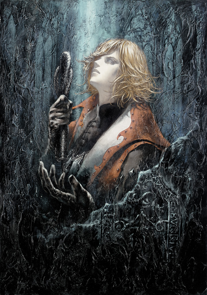 Castlevania Lament of Innocence (PS2 JP)
