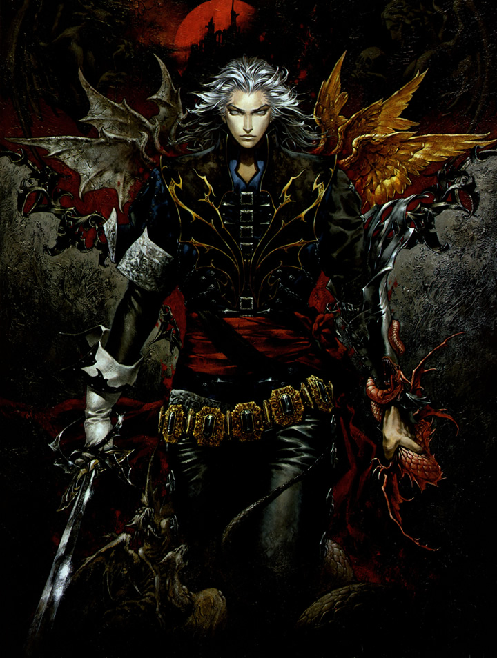 Castlevania Curse of Darkness (PS2 & Xbox ALL)