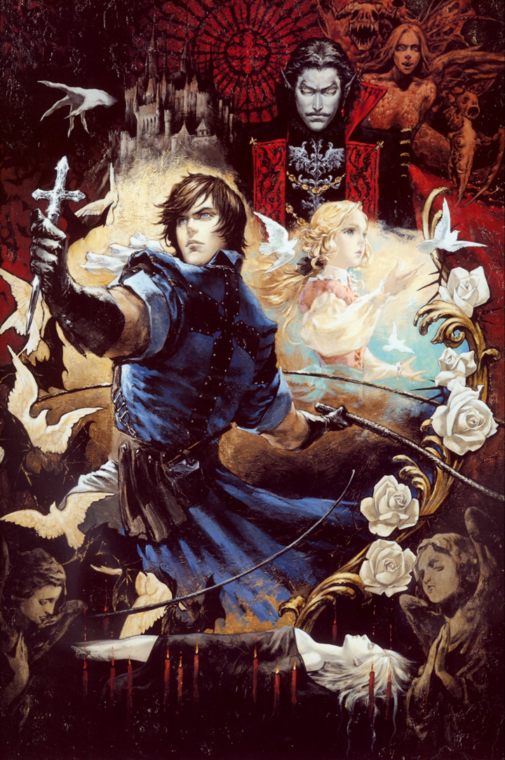 Castlevania Dracula X Chronicles (Alternate)