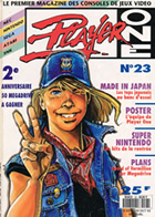 Player one 23